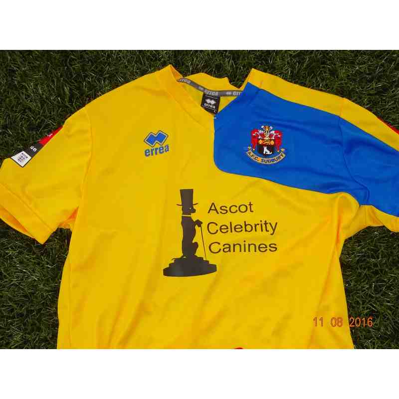 Replica Yellow Short Sleeved Shirt