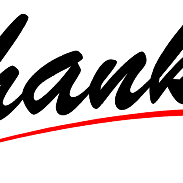 Chairman Says Thanks