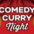 Comedy And Curry Night - Reminder