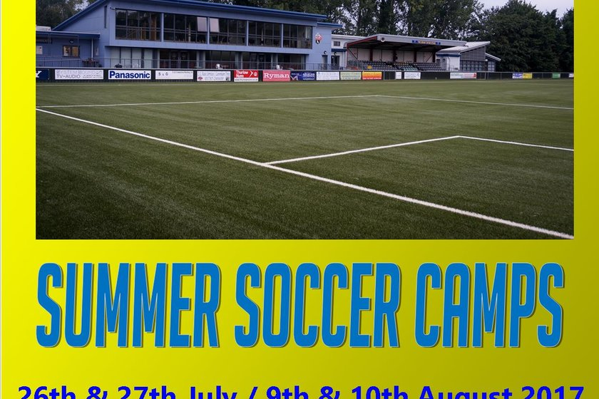 Summer Soccer Camps At AFC