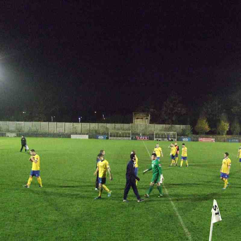 St Neots Away 29/11/2014