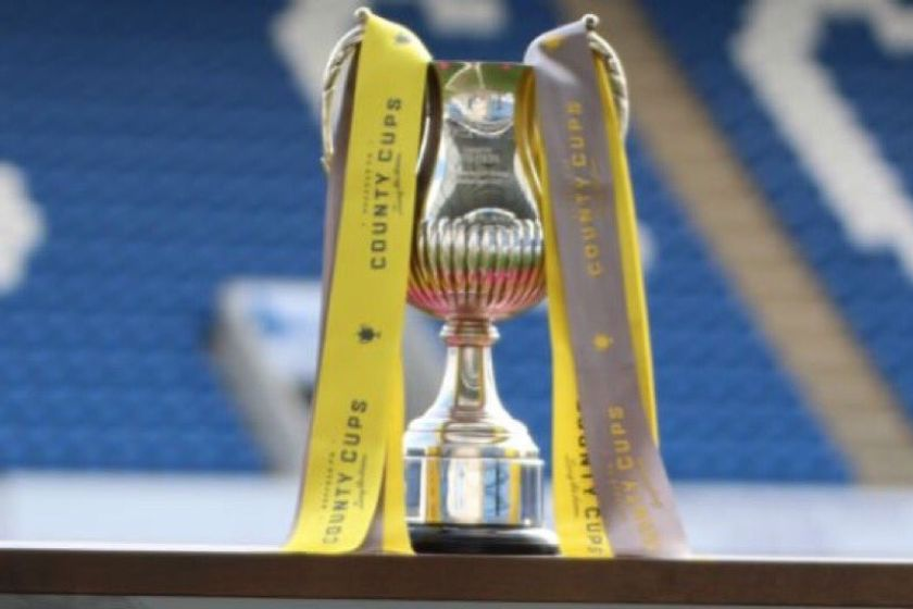 Under 18's Away In Midweek Cup