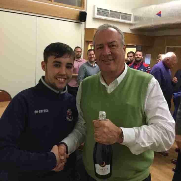Man of the Match - Tilbury
