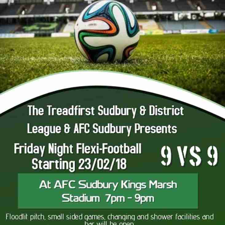 Friday Night Flexi-Football Comes To AFC