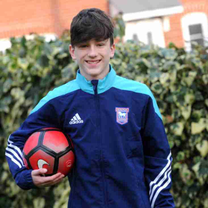 AFC Under 13 Academy Player Joins ITFC