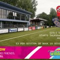 Girls Only Football Comes to AFC - SSE Wildcats Starts April