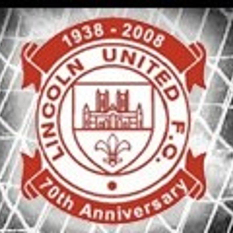 CARLTON TOWN 1-2 LINCOLN UTD - MATCH REPORT
