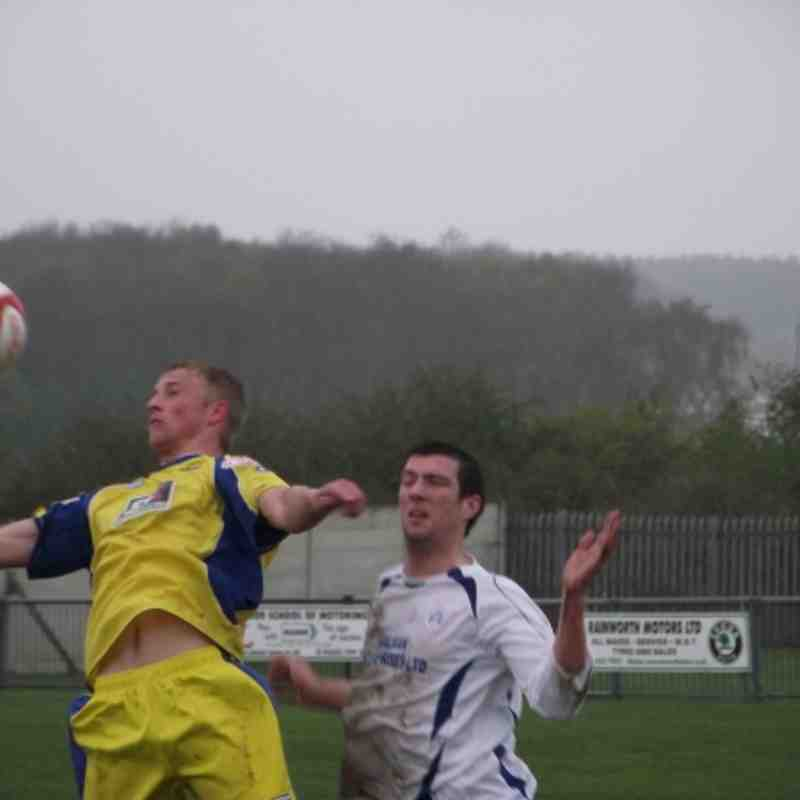 Rainworth MW away 9.04.12