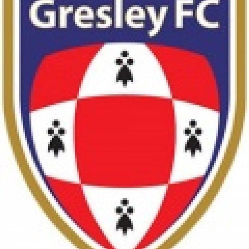 GRESLEY POSTPONED