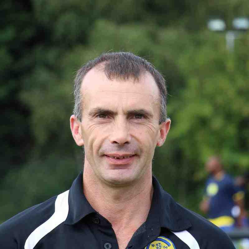CarltonTown coaching staff 2015-16