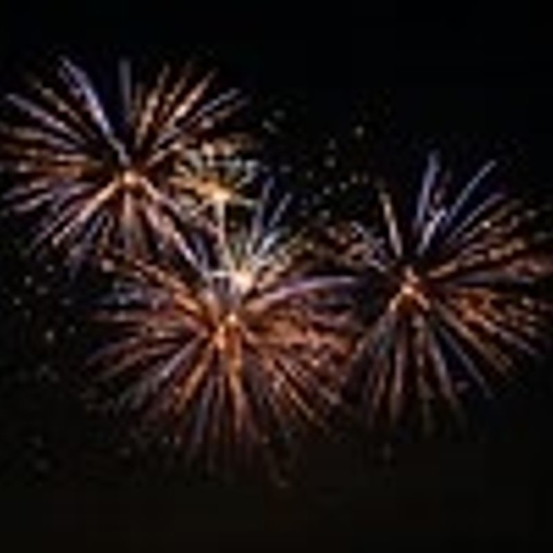FIREWORKS EXTRAVAGANZA THIS WEEK