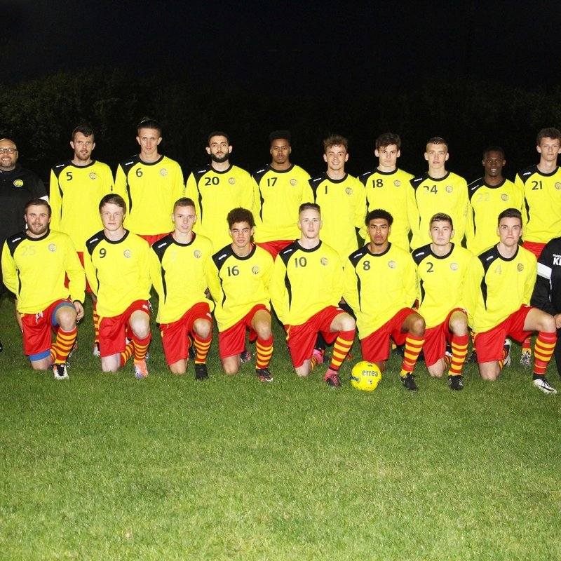 Under 21s beat Ilkeston FC U21 3 - 0