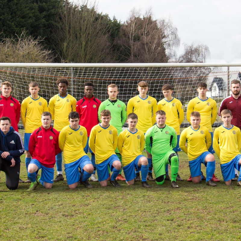 Academy beat Mossley 2 - 4