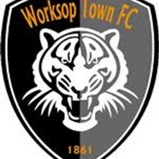 WORKSOP TOWN 2-1 CARLTON TOWN - MATCH REPORT