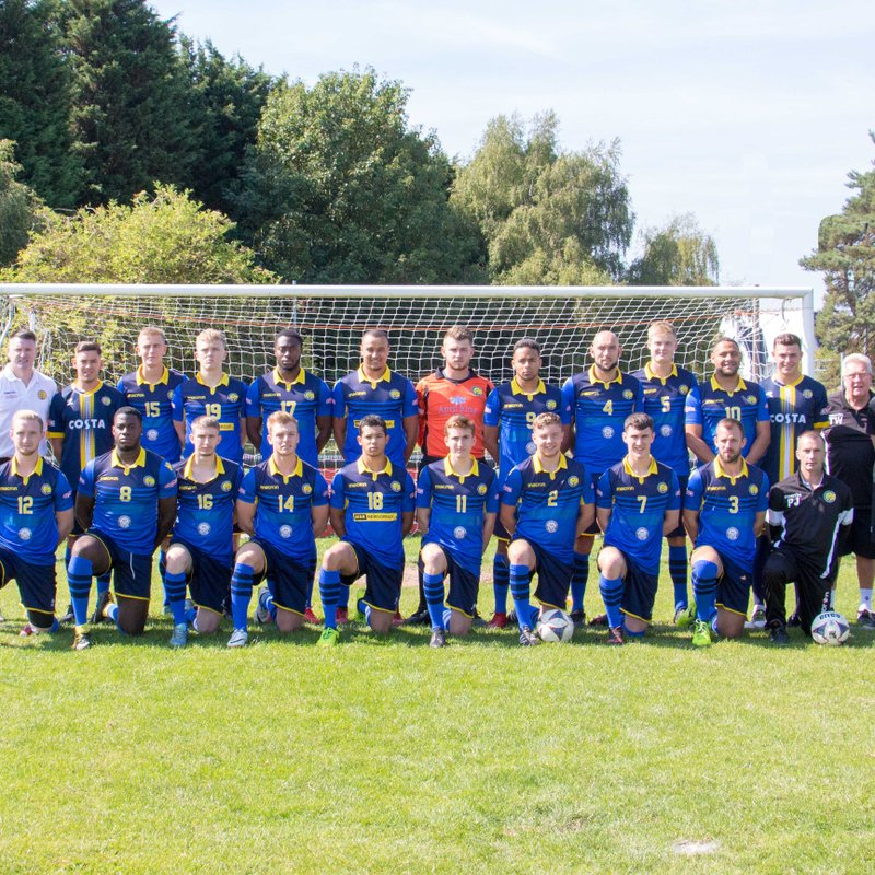 First Team lose to Farsley Celtic 0 - 4