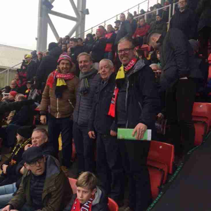 POSH MILLER AT THE FA CUP PART 11 - WOKING 0-2 WATFORD