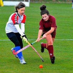 Irvine Ladies 2 : 0 Giffnock III (29/03/14)
