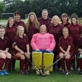 Ladies 1st XI beat Western Wildcats 1 - 2