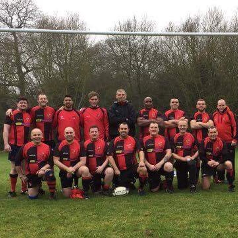 Crusaders go 15 points clear in Warks 2