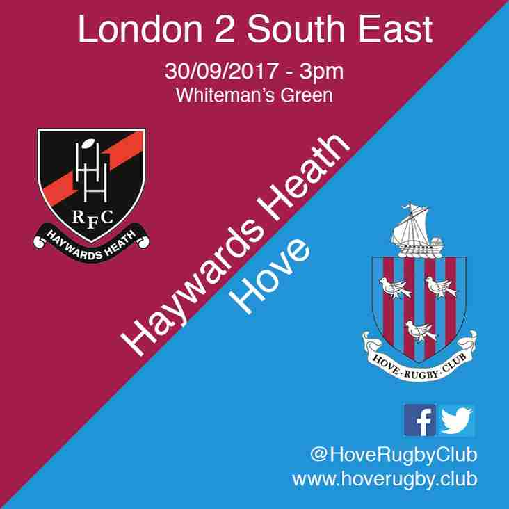 Haywards Heath - Squad Announcement and Preview