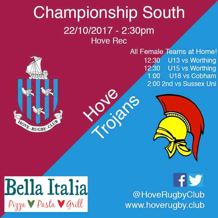 Hove vs Trojans Preview
