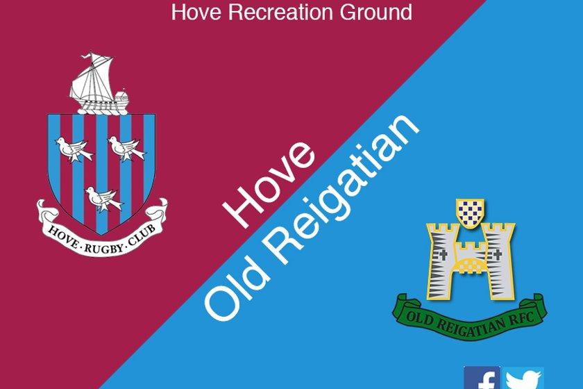 Hove vs Old Reigatian: A Preview
