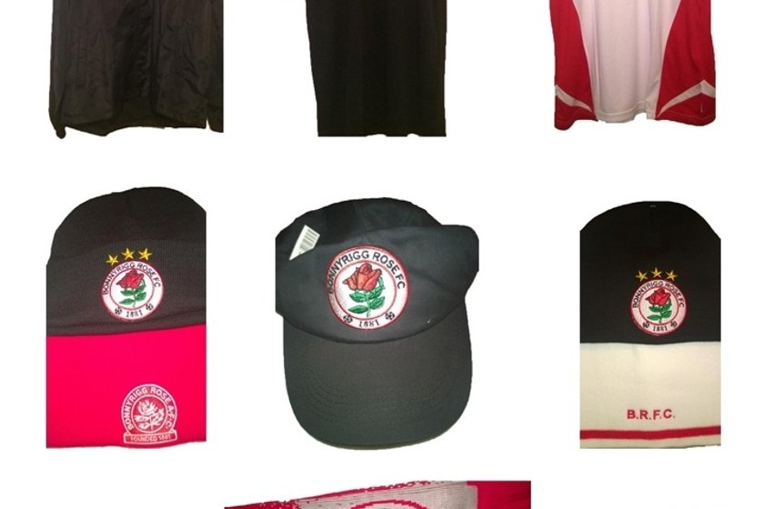 More additions to the club shop online