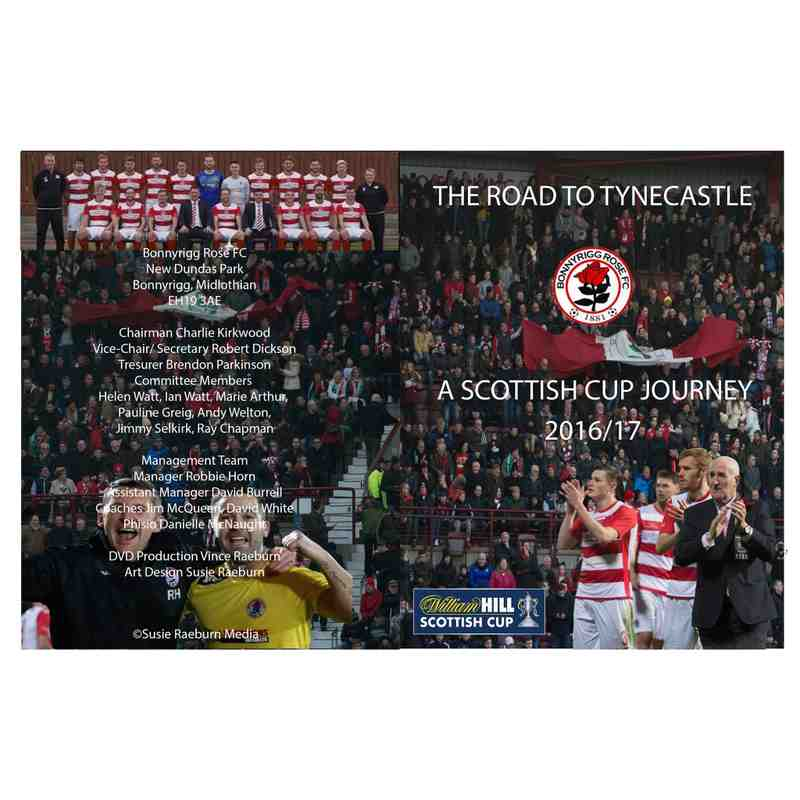 Road to Tynecastle DVD