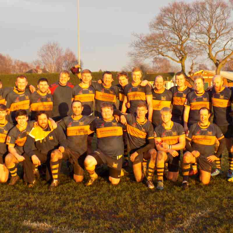 Goole 3rds Vs Selby 20.01.2018
