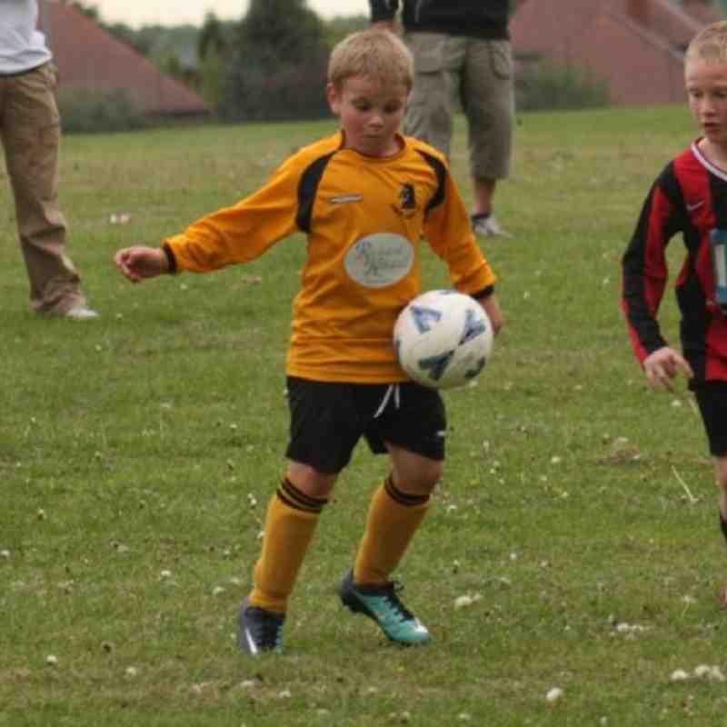 Under 7 - Ossett Albion v Rothwell