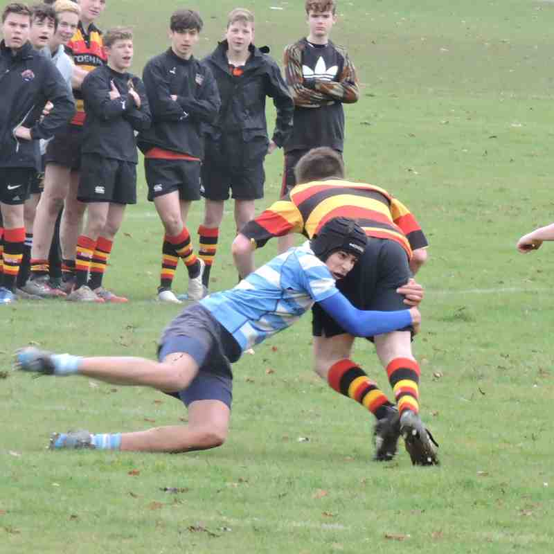 2017 01 29 Richmond U15A v Warlingham