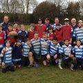Warlingham RFC - 'the Mighty Warl' vs. Pre-season with Senior Team