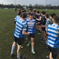 U16 2nd XV Warly boys don't give up!