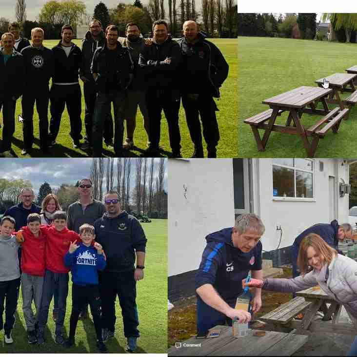 Thank you to everyone who helped at the CricketForce day this weekend