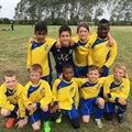 Bedgrove Dynamos U10 Youth Match Day 2