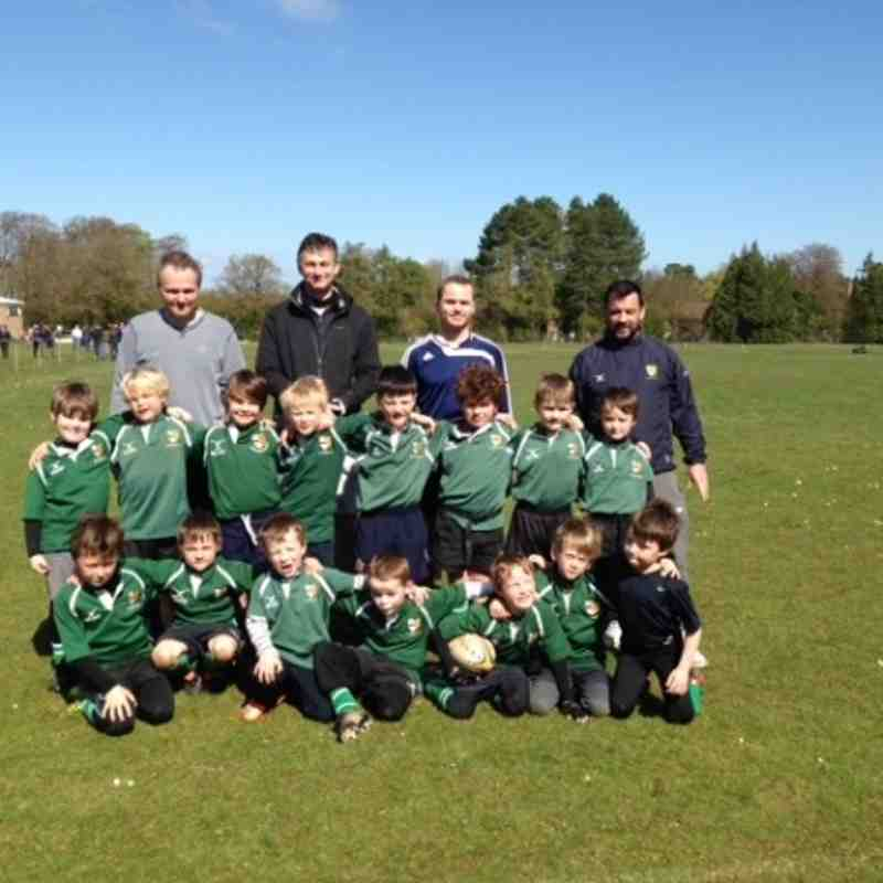 Under 7's May 2014