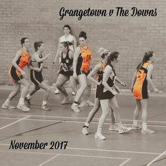 Mizuno Prem - Grangetown v The Downs - 5/11/17