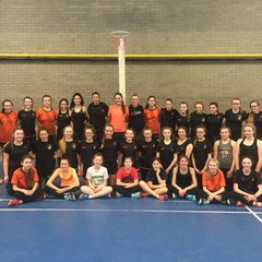 Feb Netball Camp (Photo's by Faye & Val)