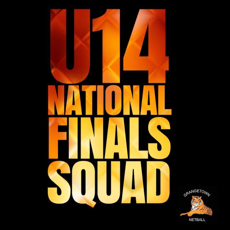 U14 National Finals Squad
