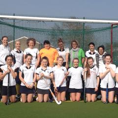 Ladies 6th XI lose to Surbiton Ladies 9s 5 - 1
