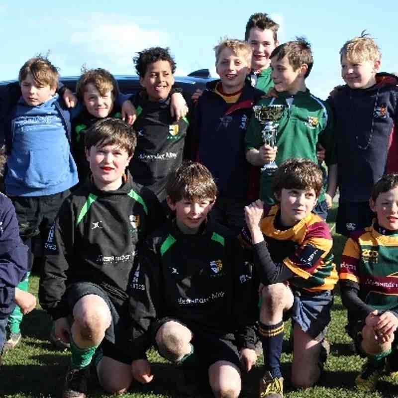 Peter Pullin Cup under 11s