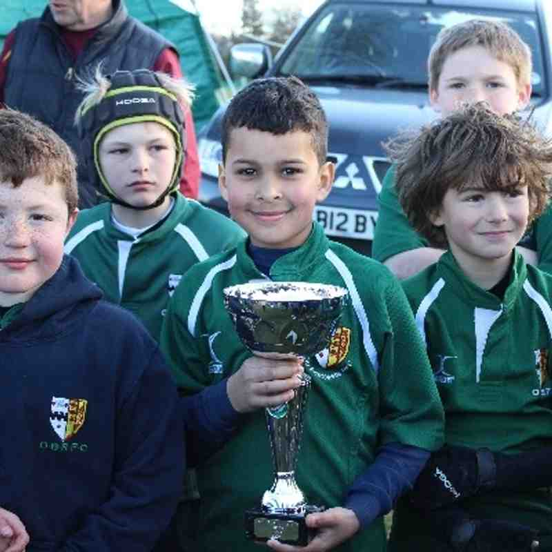Peter Pullin Cup 2014