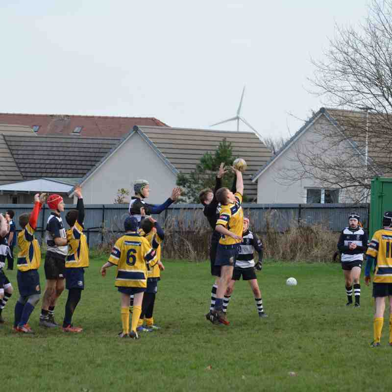 Dundee V Perthshire