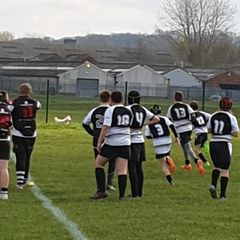 Castleford Panthers Under 12's vs Wyke Under 12's  06/04/2019