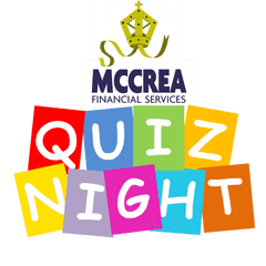 Date of Quiz Night changed - Now 12th February - 7.30pm