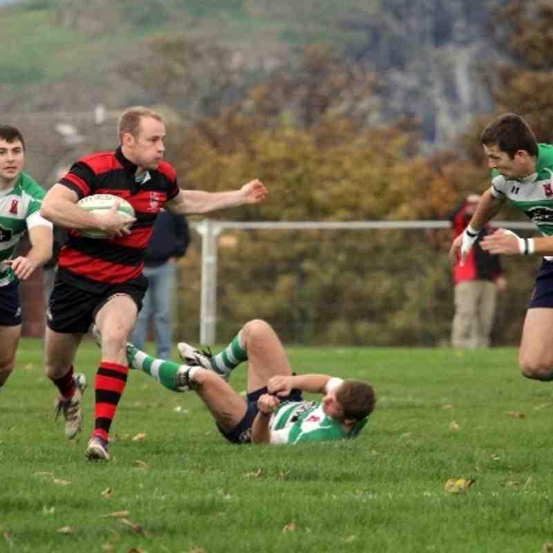 North Berwick vs Dunbar, 25/10/2013