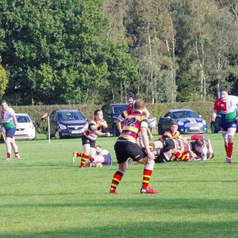 Ionians at Home Oct 16