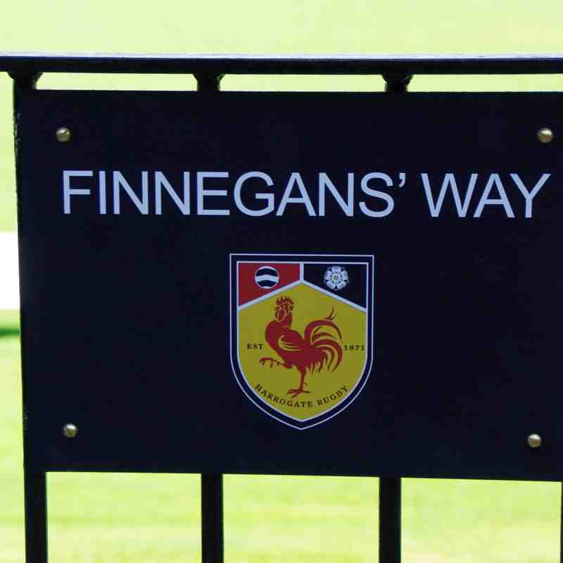 Finnegans Way & Presidents Lunch