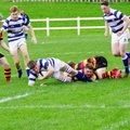 Georgians win in epic encounter with Tynedale.