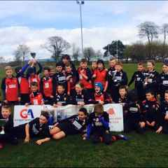 Mackie Minis Clean Sweep at Carnoustie Tourney